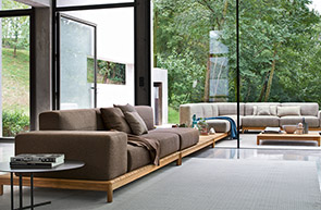 UsonaHome.com - Indoor/Outdoor Sofa 09517