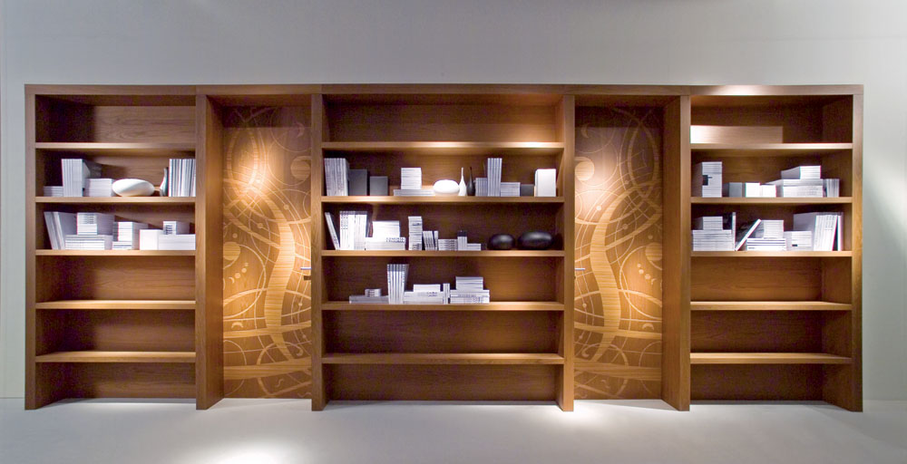 Custom Shelving Unit / Doors 01932