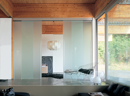 Custom Glass Door System 02616
