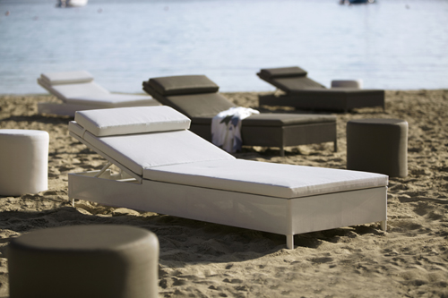 Outdoor Sun Lounger 07025