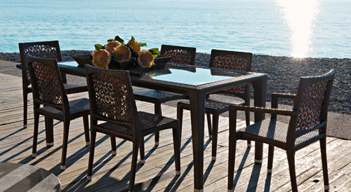 Outdoor Dining Collection 09400
