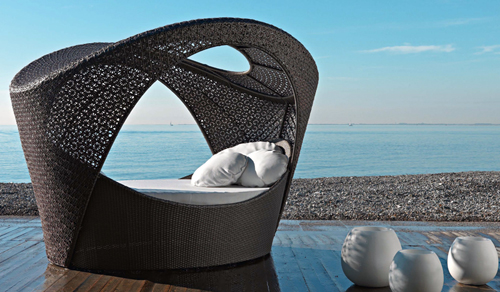 Outdoor Daybed 09406