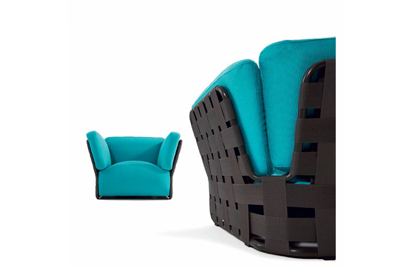 Indoor/Outdoor Occasional Chair 09431