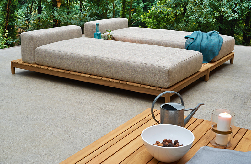 Outdoor Chaise 09518