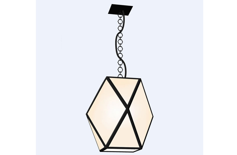 Indoor/Outdoor Pendant 10011